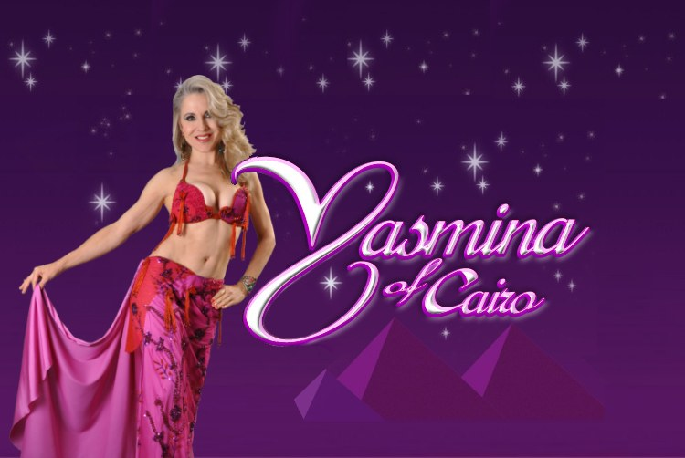 Belly Dance in Egypt - Yasmina of Cairo